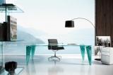 Стеклянные Офисные Столы ATLAS